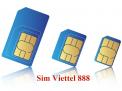 4 bước đơn giản để mua sim Viettel 888 tại Simviettel.com